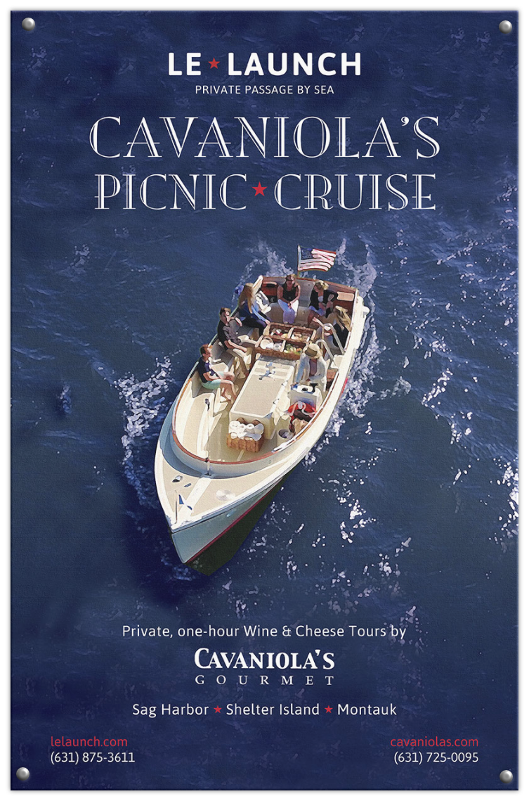 Le Launch Picnic Cruise poster