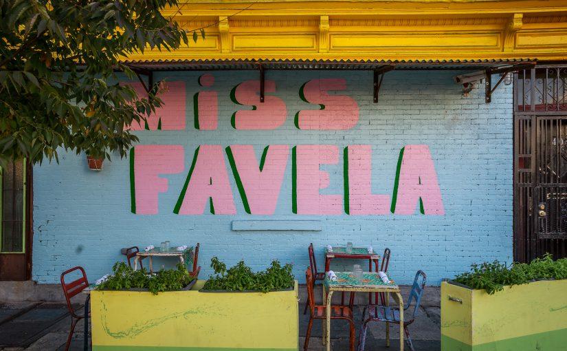 Miss Favela - Brooklyn, NY